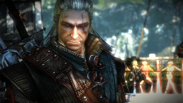 Geralt, personagem principal da franquia The Witcher (Foto: Divulgação)