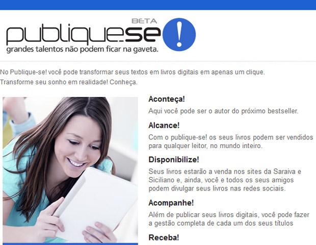 publiquese (Foto: Reprodução)