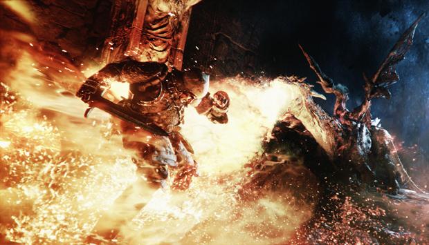 Deep Down é o mais novo e empolgante RPG da Capcom (Foto: Divulgação)