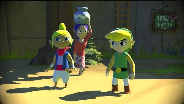 Zelda: Wind Waker HD resgata um dos melhores jogos da série (Foto: Divulgação)