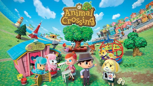 New Leaf é o novo Animal Crossing para 3DS (Foto: Divulgação)