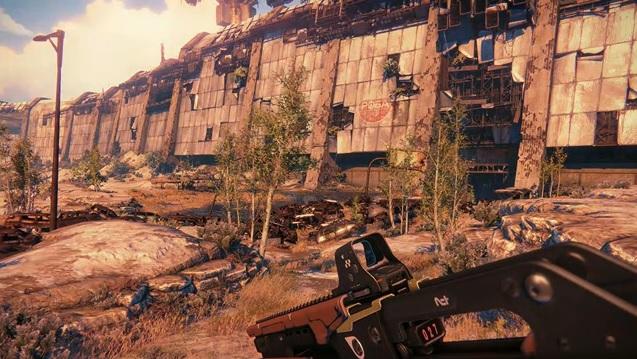 Primeiras imagens de Destiny, da Bungie (Foto: Reprodução)
