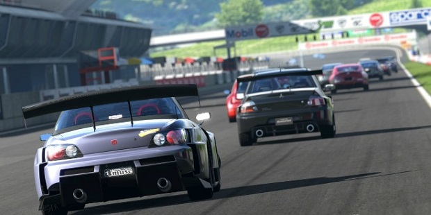 O novo e belo Gran Turismo 6 (Foto: Divulgação)