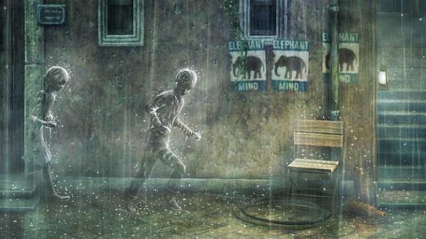 Rain, a história de amor do menino invisível (Foto: Divulgação)