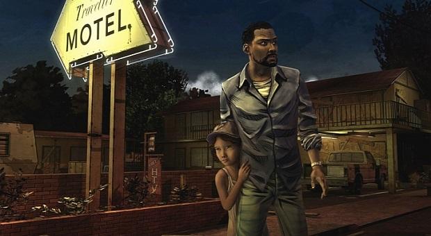 Walking Dead para PSVita terá conteúdo exclusivo (Foto: Divulgação)