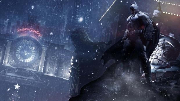 Batman Arkham Origins (Foto: Divulgação)
