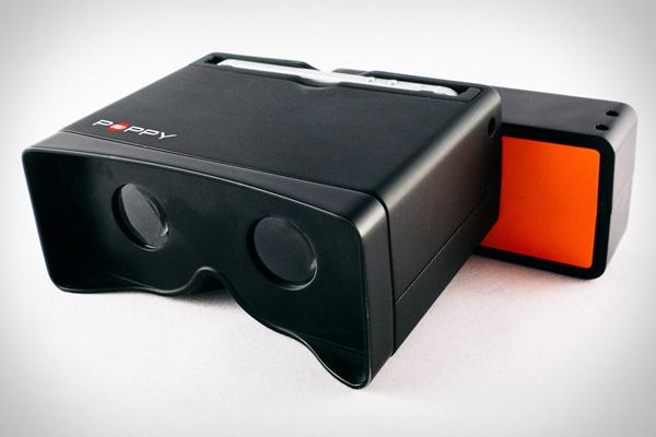 O Poppy transforma seu iPhone em uma câmera 3D (Foto: Divulgação)