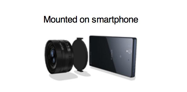 """Lente """"all-in-one"""" da Sony pode chegar em breve ao mercado (Foto: Reprodução/Sony Alpha Rumors)"""