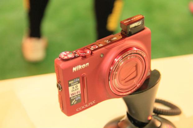 Nikon CoolPix S9500 (Foto: TechTudo/Renato Bazan)