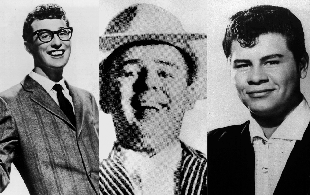 Ritchie Valens Buddy Holly And The Big Bopper Died 60