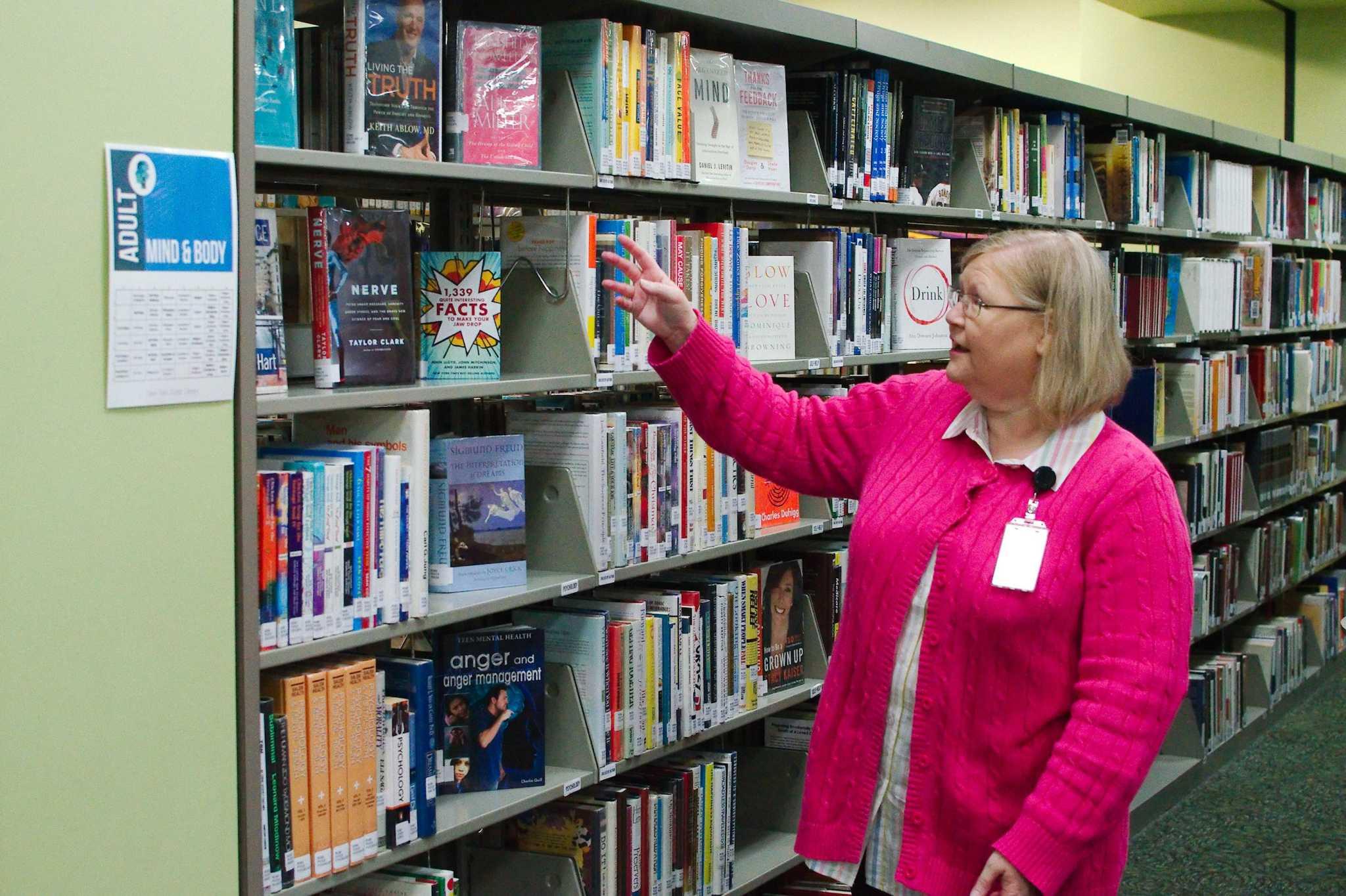 No More 640 38 Deer Park Library Tosses Dewey Decimal