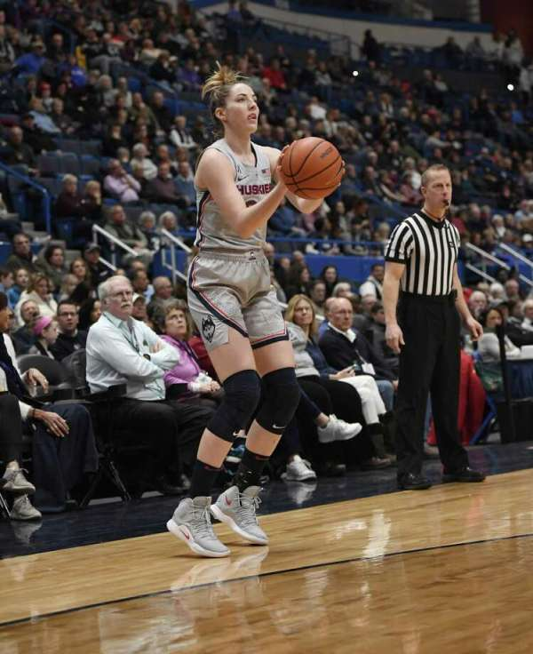 Senior Day send-off for UConn's dynamic duo, Collier ...
