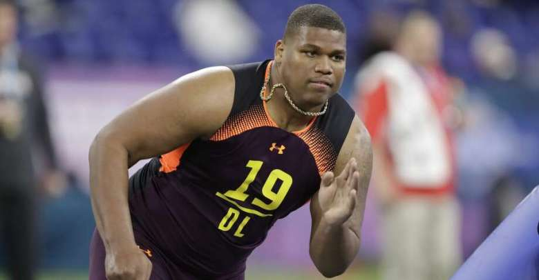 Image result for quinnen williams combine