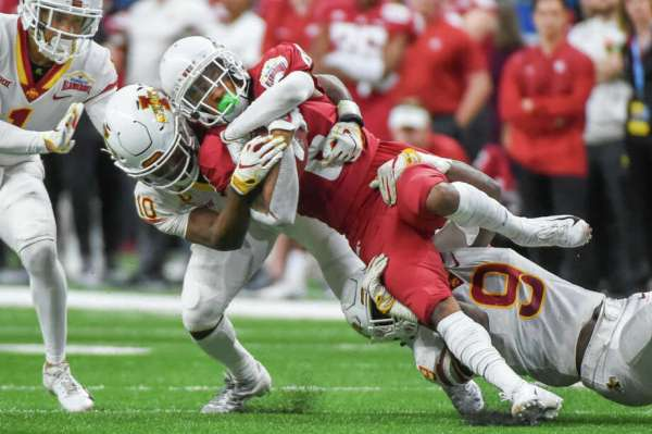 Iowa State CB Brian Peavy to attend Texans' local prospect ...