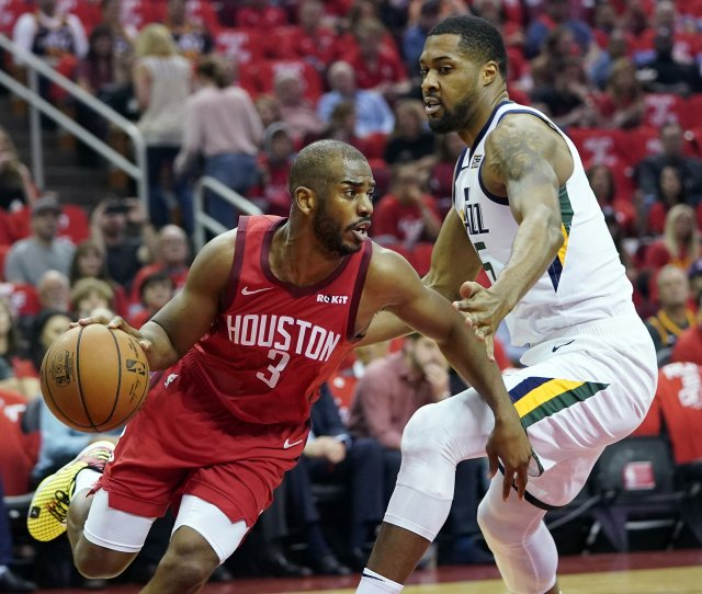 Rockets Vs Warriors What To Expect From Second Round Showdown