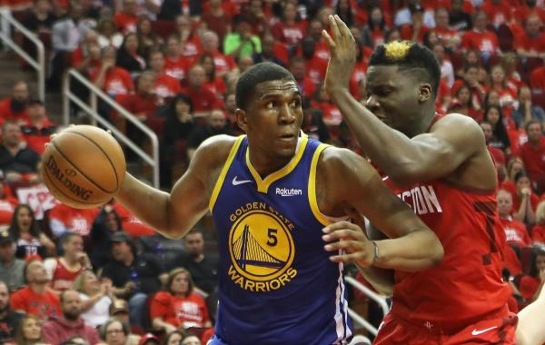 kevon looney reacts to steve kerr calling him - HD 1920×1218