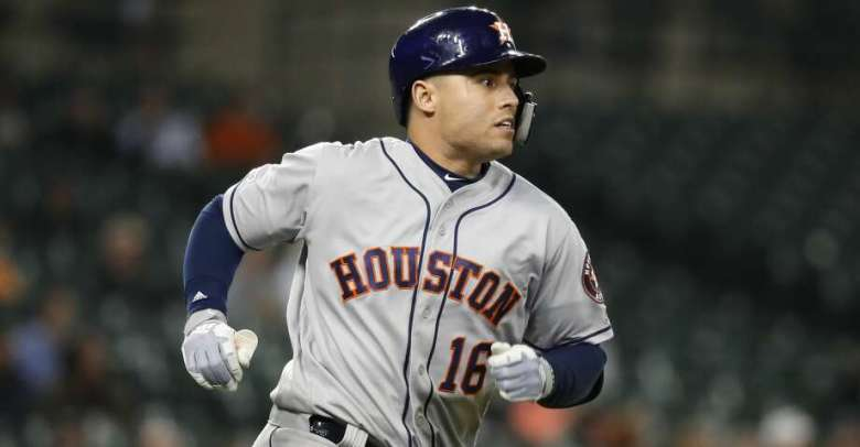 Astros' Aledmys Diaz 'in a very good spot' with injury - Houston ...