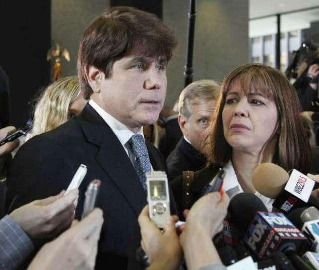 Illinois Republicans Warn Trump Against Letting Rod Blagojevich