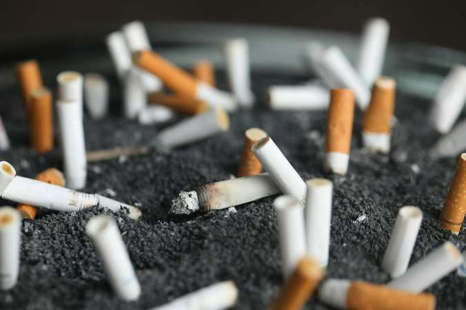 Traditional cigarettes have killed many more people than e-cigarettes.