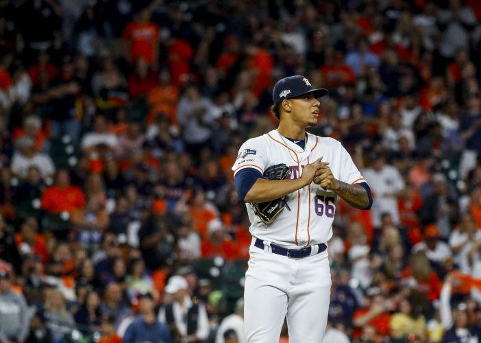 Prospectos de los Astros