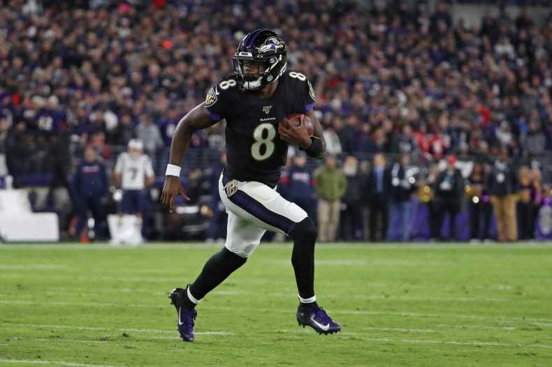 49ers know they've never seen anyone like Ravens QB Lamar Jackson - SFChronicle.com