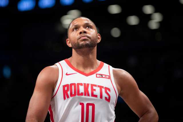 Rockets guard Eric Gordon expected to play at New Orleans Sunday ...