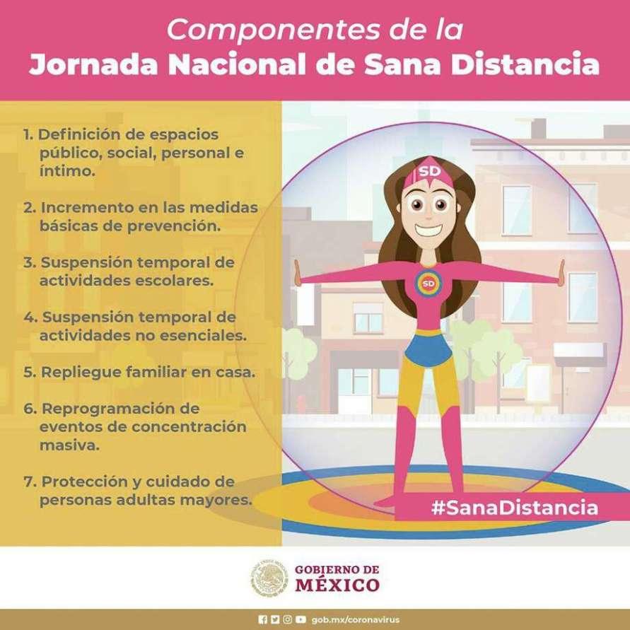 México crea a Susana Distancia, superheroína contra COVID-19 ...