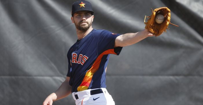 Astros place Austin Pruitt on 45-day injured list - HoustonChronicle.com