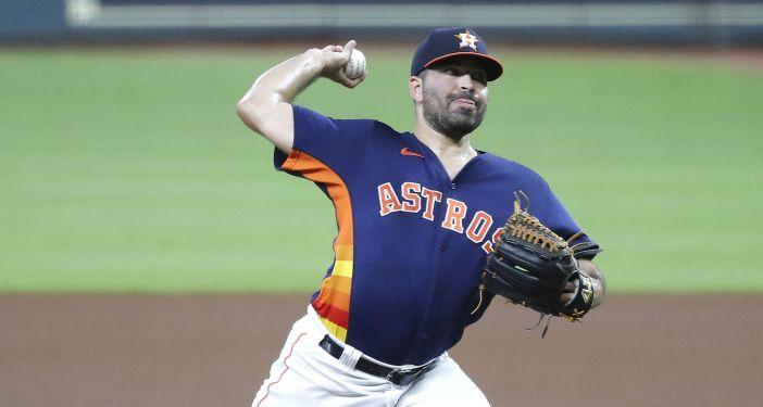 Astros' Jose Urquidy to start Game 2 vs. Twins - HoustonChronicle.com