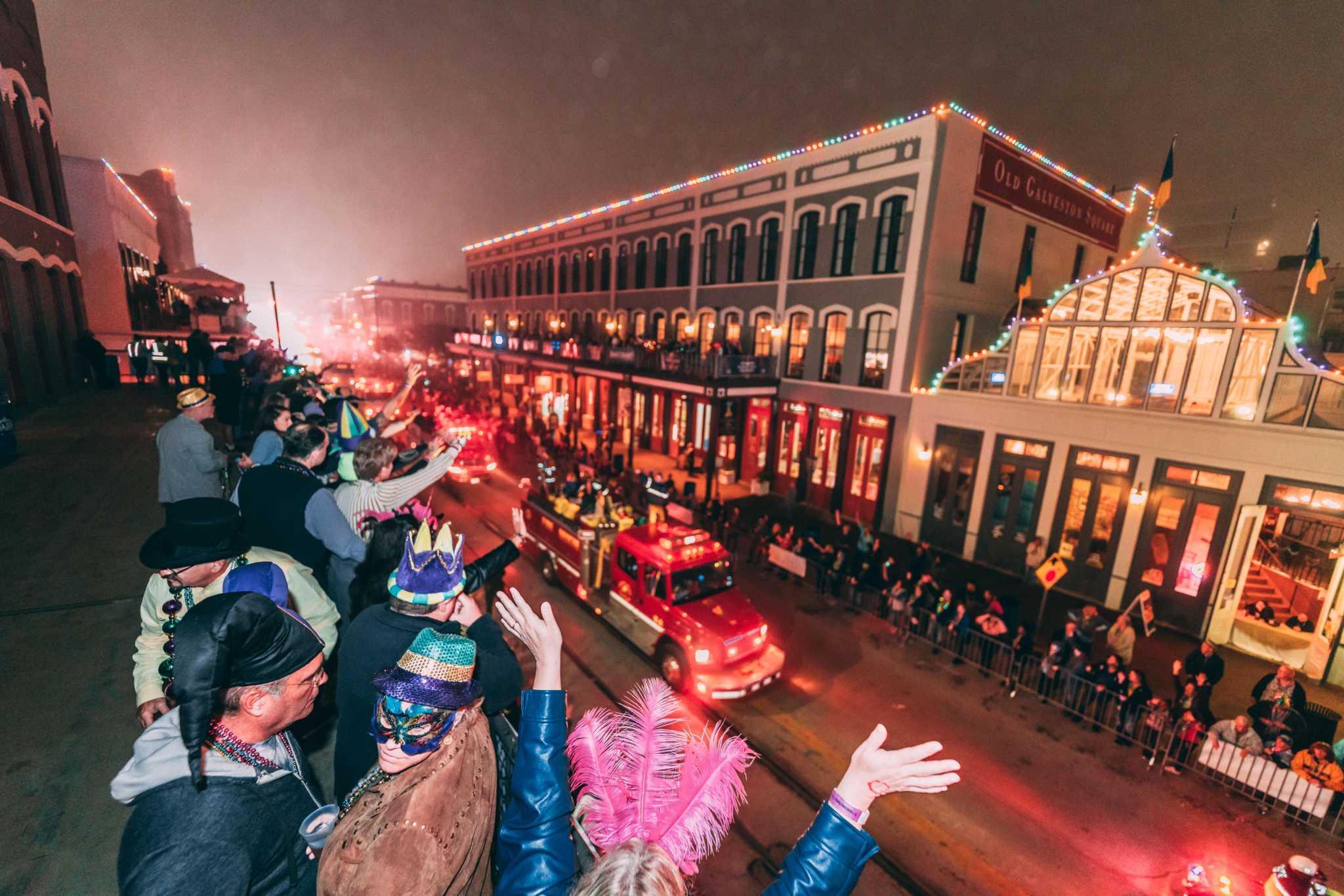 Galveston S Mardi Gras Celebration Officially Canceled Due