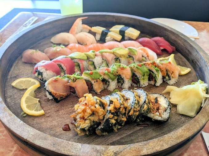 Seattle area experiences spree of new sushi restaurant openings, including a famed Japanese chain