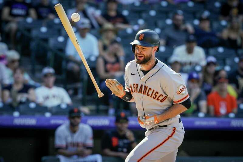 San Francisco Giants game and feature news statistics and injury updates - San  Francisco Chronicle