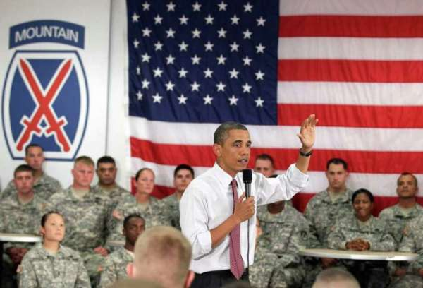 Obama visit to Fort Drum stirs range of emotions - Times Union
