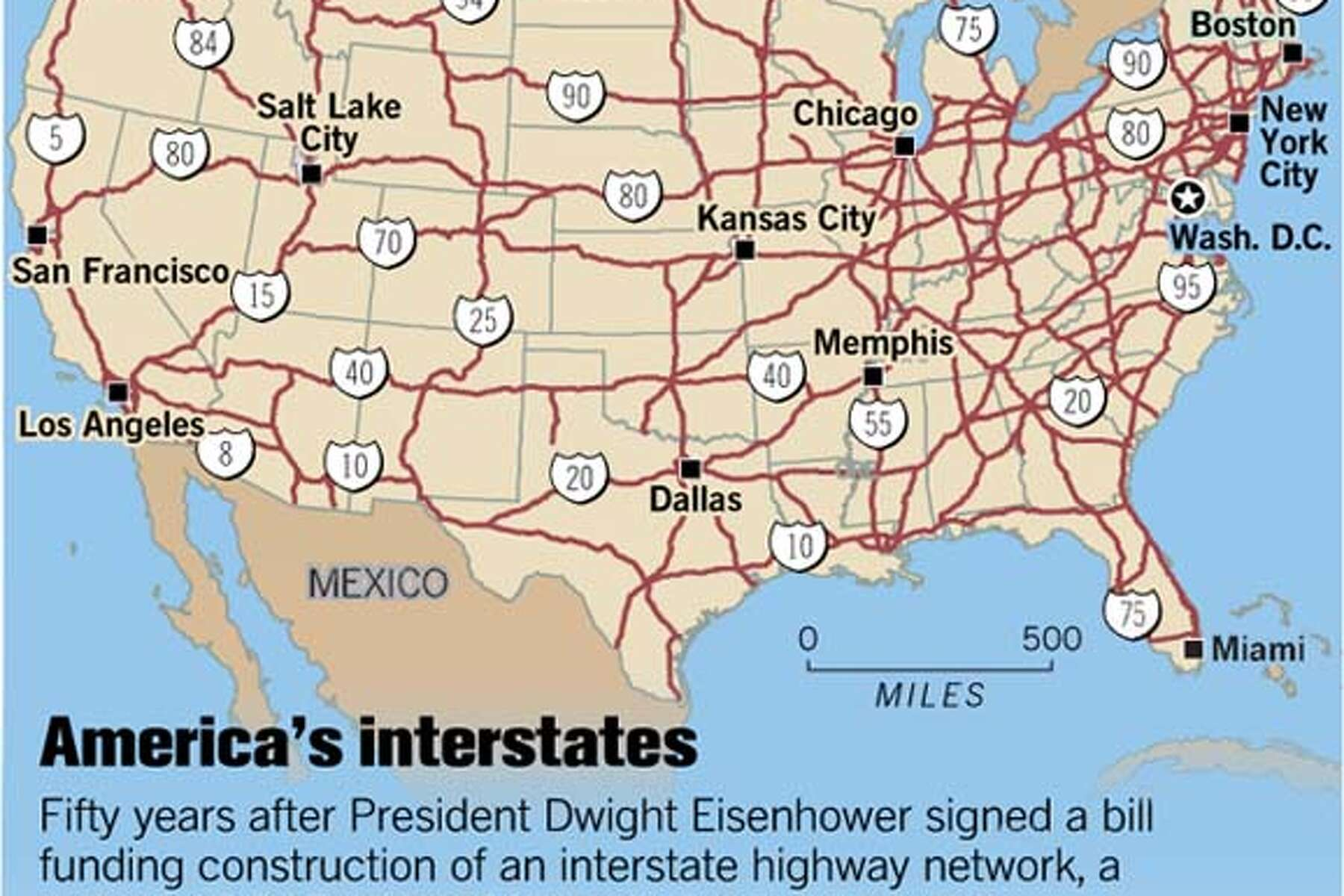 A map of which states have legalized fireworks. The Interstate Highway System At 50 America In Fast Lane With No Exit Freeways Have Changed Our Way Of Life And Given Birth To New Industries