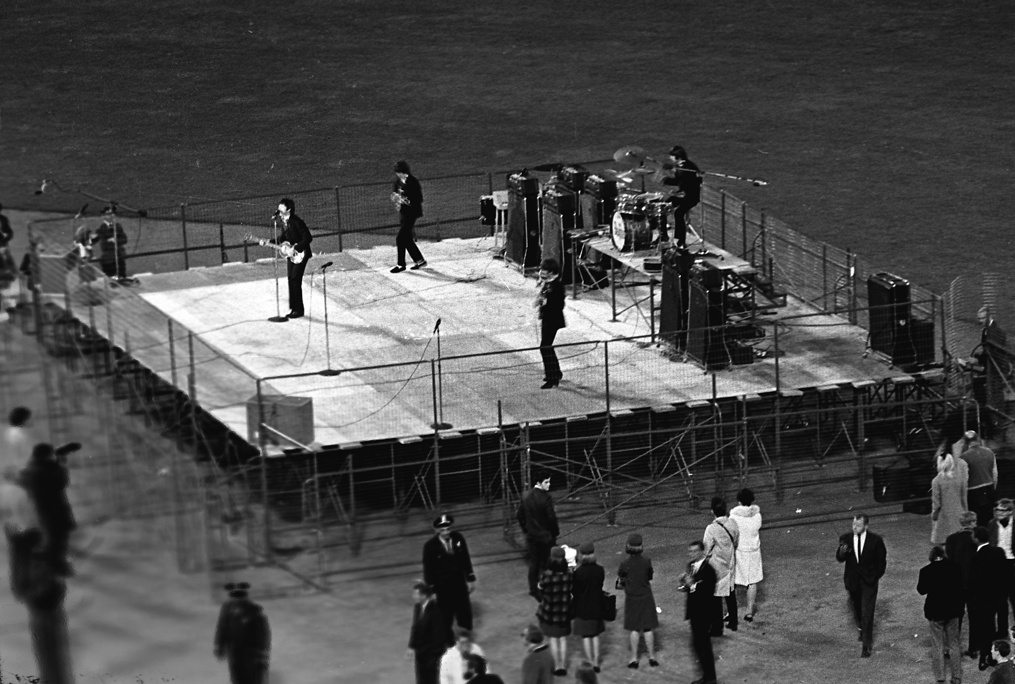 By The Candlestick Concert The Beatles Detested Touring