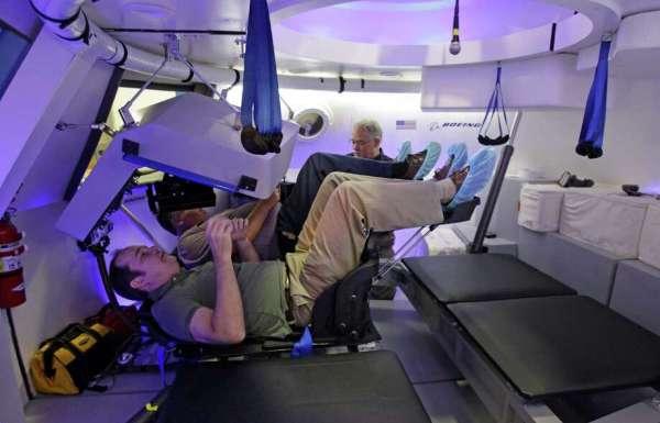 Boeing unveils new spacecraft Houston Chronicle