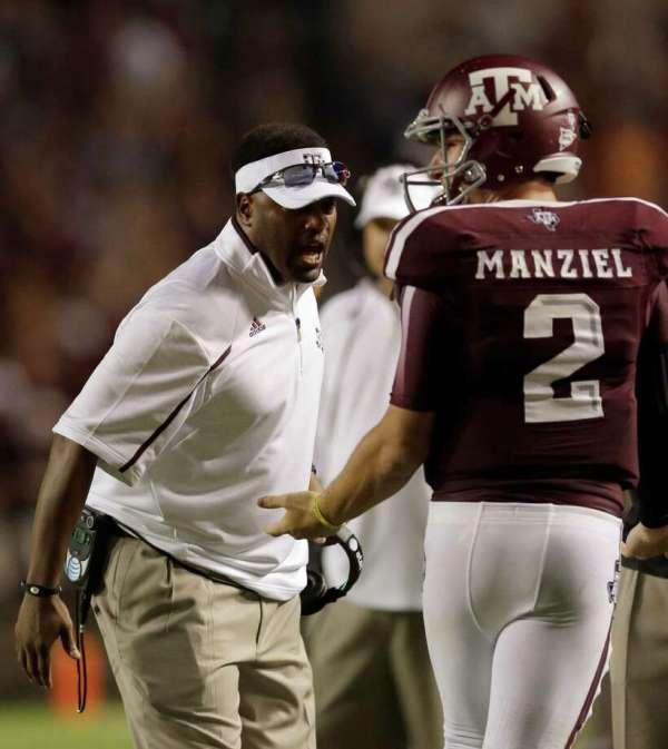 Kevin Sumlin: Johnny Manziel's 'gotta change' if he's ...