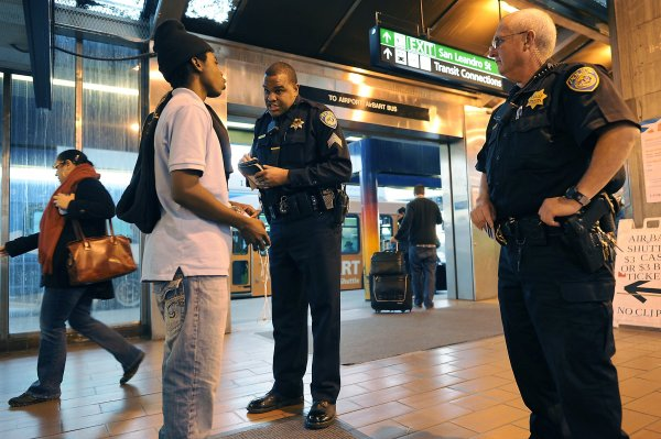 Critics question why BART police force exists SFGate