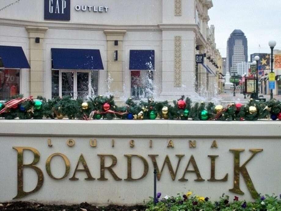 Riverwalk San Antonio Boardwalk