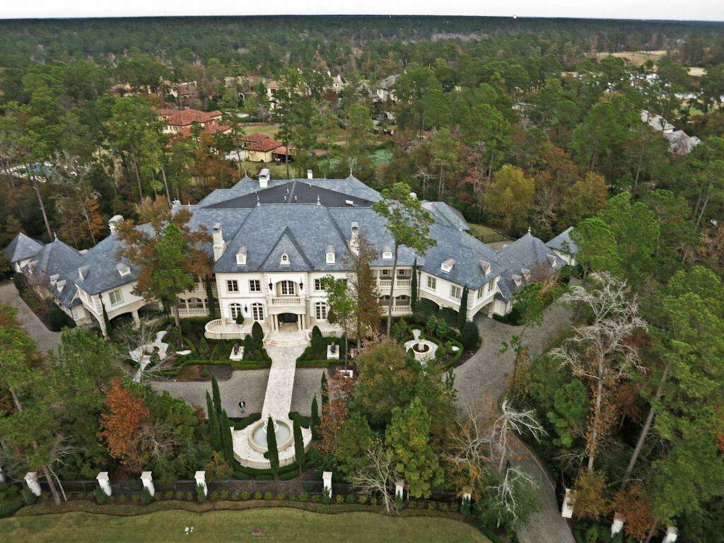 Best Kitchen Gallery: Look Inside A Stately 16 Million Woodlands Mansion Houston Chronicle of The Biggest House In Houston Tx on rachelxblog.com