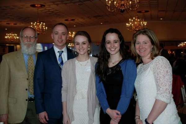 Darien High students honored at Art Awards event - Darien News
