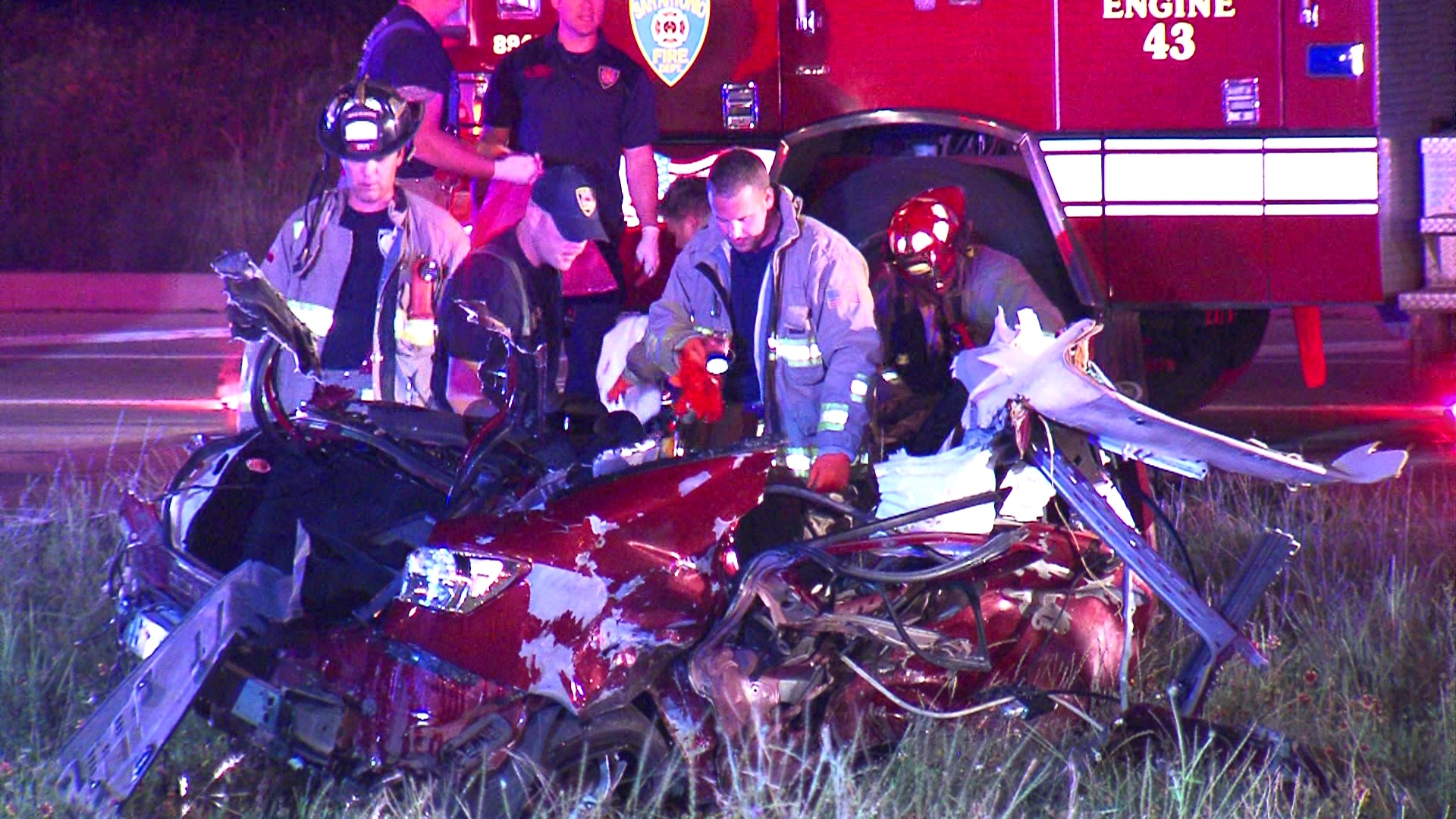 Teen 20 Year Old Identified In San Antonio Crash That