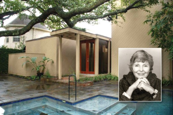 In Houston history socialite store owner served as