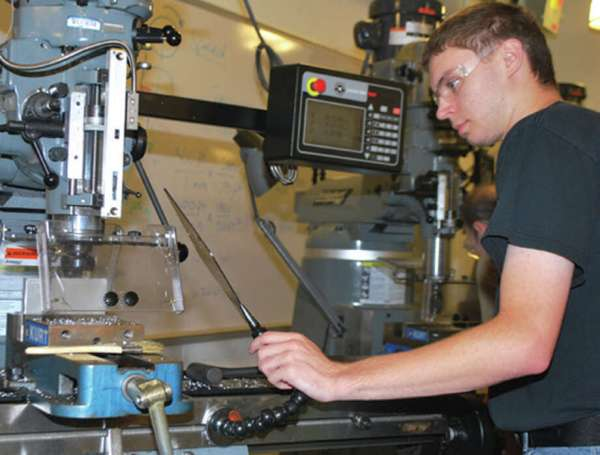 NVCC launches second advanced manufacturing technology ...