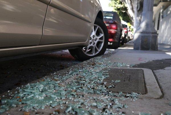 Car break-ins fuel spike in S.F. property crimes - SFGate