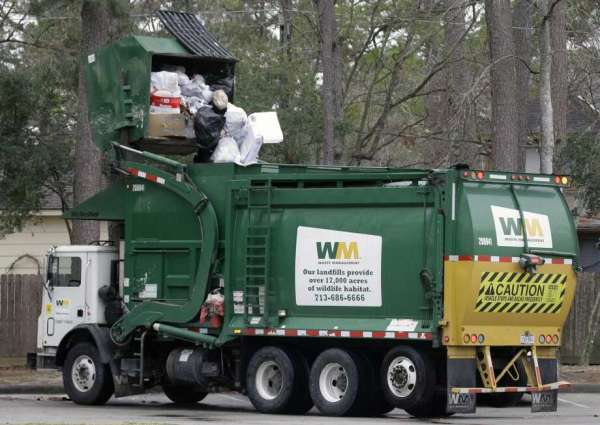 Waste Management chairman resigns a year into the job ...