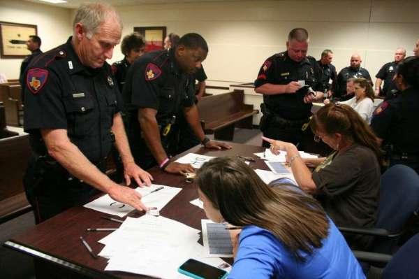 Ready for Duty: New Harris County Precinct 4 Constable set ...