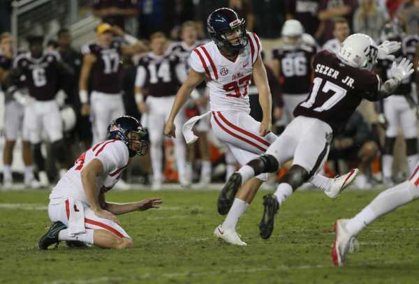 Late field goal caps Mississippi's stunning comeback over ...