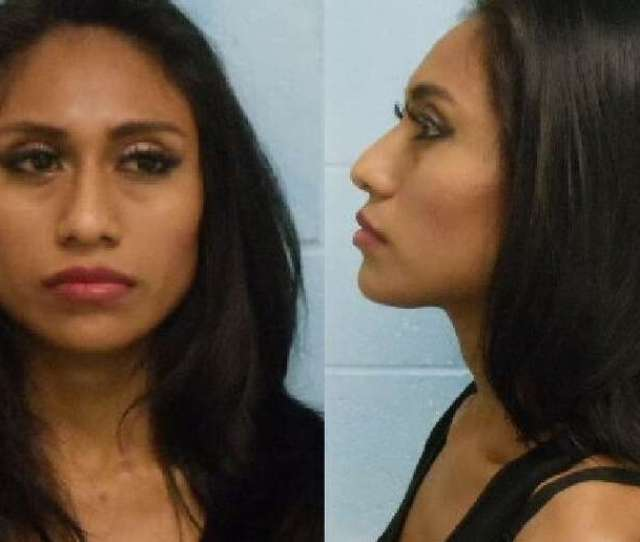 Veronica Cruz Lopez A 22 Year Old Mcallen Resident Was Arrested And