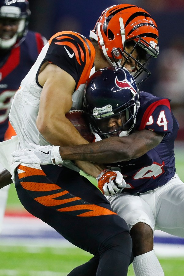 Texans' Johnathan Joseph returns from rib injury - Houston ...